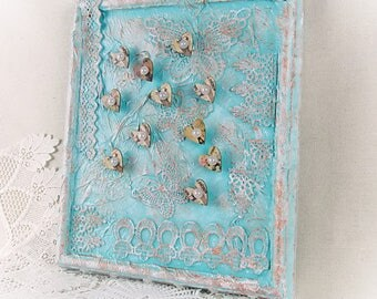 Jewelry stand pendant necklace Holder Earrings Holder Vintage