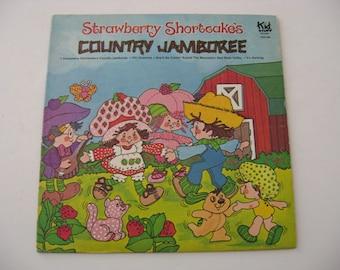 Strawberry Shortcake - Country Jamboree - Circa 1981