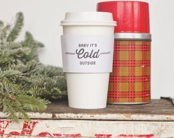 Hot And Cold Cups Etsy
