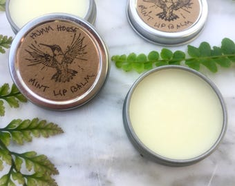 Minty Lip Butter with SPF .5 Tin