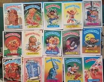 Garbage Pail Kids 1987 20 Card Lot