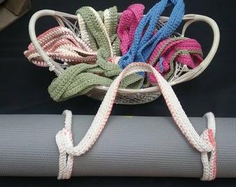 Cotton Yoga Mat Straps