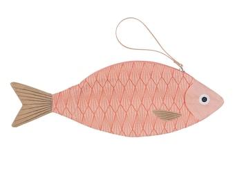 KING Salmon (Royal salmon)-Fish hand bag