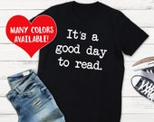 Reading Shirt, Book Lover Gift, Love to Read Shirt, Book Lover Shirt, Books Shirt, Reader Shirt, Book Lovers, Reading T-Shirt, Read Shirt