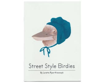 Street Style Birdies Zine