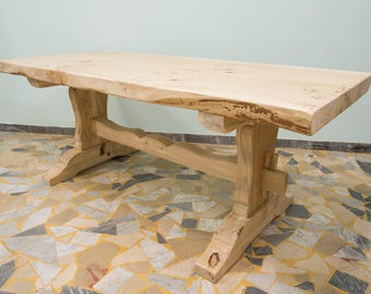 Rustic Fratino Dining Table