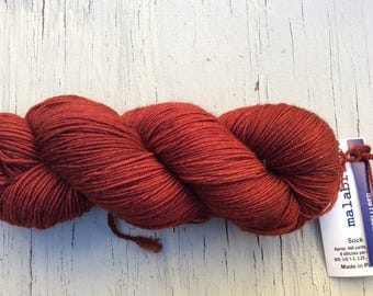 Malabrigo Sock 801 Boticelli Red