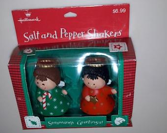 Hallmark Angel Salt & Pepper Shakers
