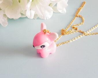 """Cute necklace - """"Little deer"""" - pretty little Fawn"""