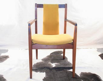 Mid Century Chair by Marden MFG, INC. Chicago, Ill