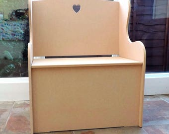 The Shoe Pew (M)- An elegant storage solution-seat chair settle box toy cupboard