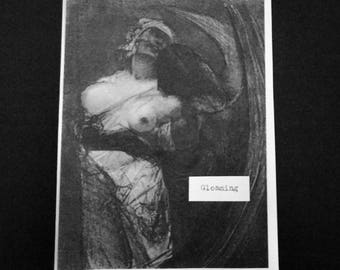 Gloaming: A Poetry Zine (FREE SHIPPING!)