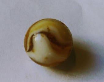 One Dug Vintage Marble 5/8 in     (j23)