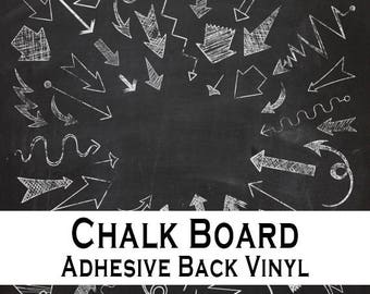 NEW / Chalk Board Adhesive Back Vinyl