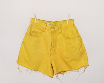 Up-cycled 1980's High Waisted Dandelion Dukes