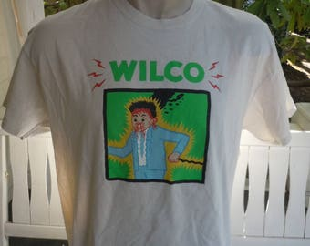 Size XL (48) ** Wilco Shirt (Single Sided)