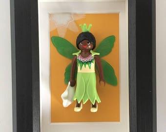 Playmobil unique handmade forest fairy