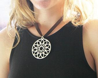 BOHEMIAN NECKLACE - BOHO jewelry - hippy jewelry - trending now necklaces - boho necklace - silver jewelry - ethnic jewelry - boho chic