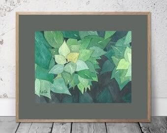 Nature Study Emerald Maze