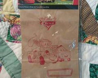Package of brown paper bags - CARS