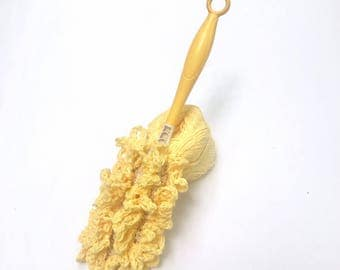Washable Duster, Crochet Duster, Swiffer Duster, Swiffer Cover, Crochet Swiffer Cover, Reusable Swiffer Pads, Feather Duster, Refill Duster