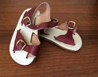 Vintage Baby Sandals Shoes 2
