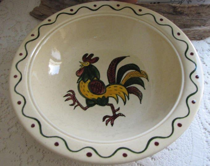 Metlox PoppyTrail California Provincial Vegetable Bowls Vintage Dinnerware Vernon California Pottery Three available 1956-1982
