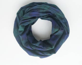 Tartan scarf   Etsy