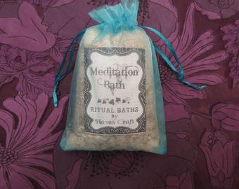 Meditation Ritual Bath Salts