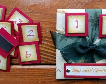 Small Magnetic Advent Calendar