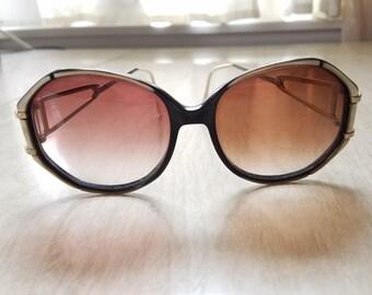 Vintage St. Moritz Sunglasses made in Hong Kong