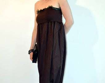 dress or long skirt