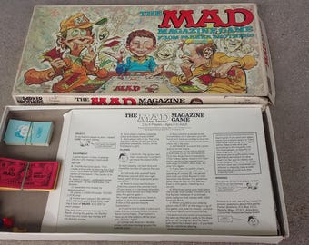 MAD board game 1979