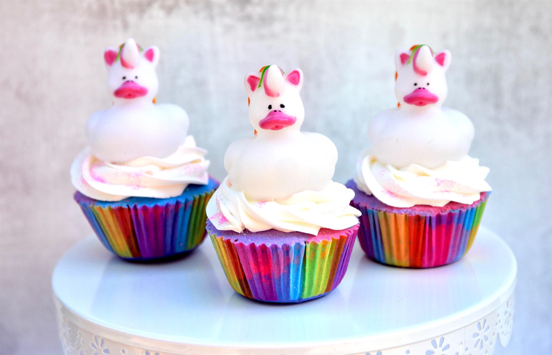 Unicorn Cupcake Unicorn Bath Bomb Cupcake Bath Bomb Bath