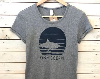 One Ocean Shark T