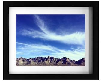Photograph: Blue Sky