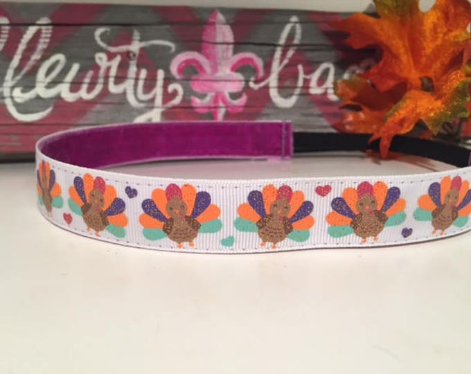Nonslip headband|Turkey Trot|Fitness Headbands