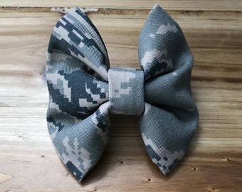 Plain ABU Air Force Bow