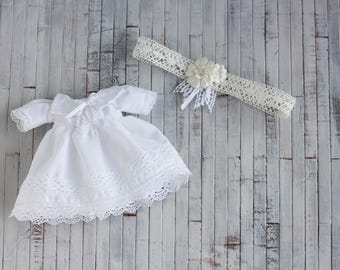 White dress for blythe