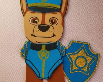 Chase Paw Patrol figure