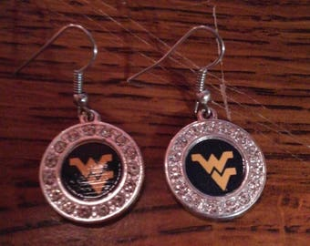 Small Round WV Earrings