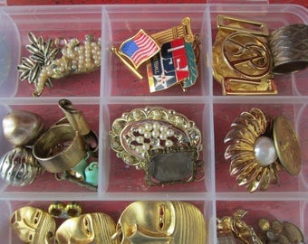 Silver and Gold Jewelry Making Treasures