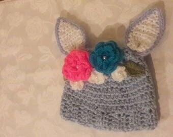 Cochet Baby Hat