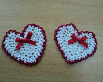 give your heart for Valentine's day crochet