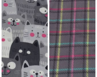 Fleece Cat Blanket (C89,C234)