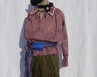 Kids costume - show - Pirate range-
