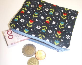 Wallet - small flowers