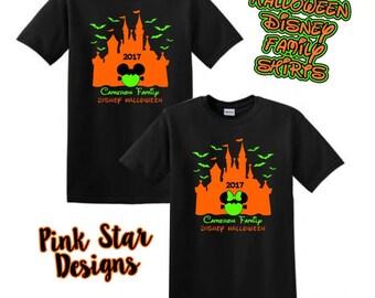 Disney family shirts by pinkstarcustomdesign on etsy for Custom t shirts international shipping