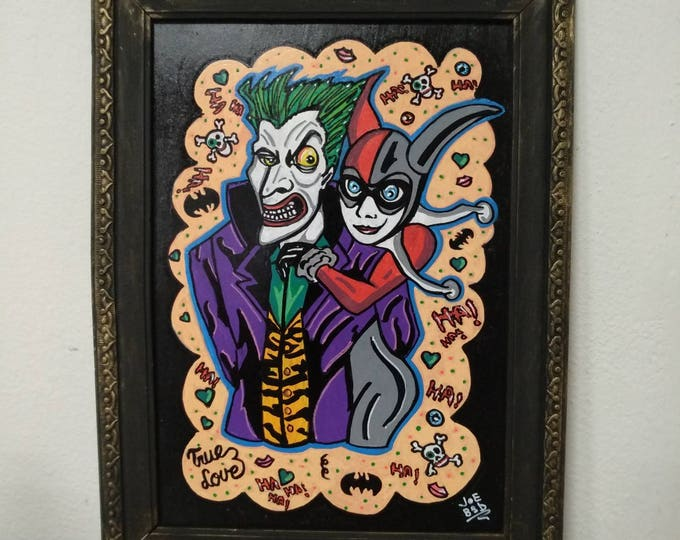 Featured listing image: Psycho Love Frame