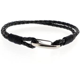 Summer Sale Children's Jewelry - Boy's Leather Bracelet